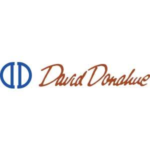 David Donahue Logo | Simon's Formal Wear Augusta, GA | Suits - Tuxedos - Men's Formal Wear