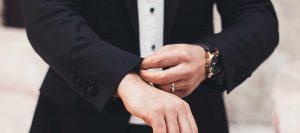 Man Adjusting Suit Cuffs   Simon's Formal Wear Augusta, GA   Suits - Tuxedos - Men's Formal Wear