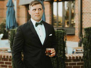 Man in a Tux   Simon's Formal Wear Augusta, GA   Suits - Tuxedos - Men's Formal Wear