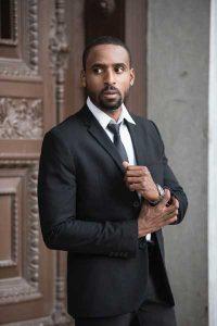 Man Wearing Suit | Simon's Formal Wear Augusta, GA | Suits - Tuxedos - Men's Formal Wear